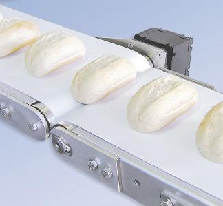 Băng tải bánh mỳ