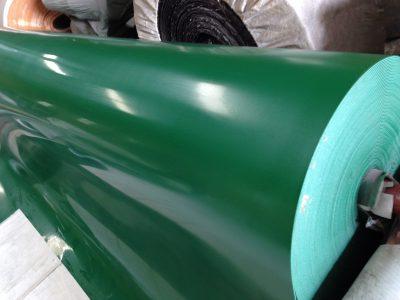 Băng tải PVC Xanh