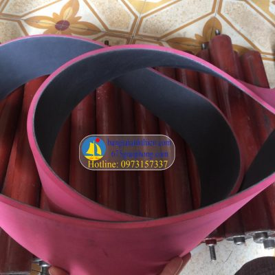dây curoa dai dẹt cao su đỏ (5)