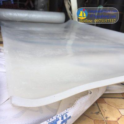 tấm gioăng silicon trắng trong chịu nhiệt (1)