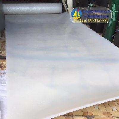 Tấm silicone chịu nhiệt 300 độ trắng trong