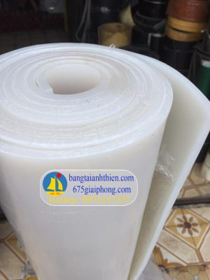 tấm gioăng silicon trắng trong chịu nhiệt (3)
