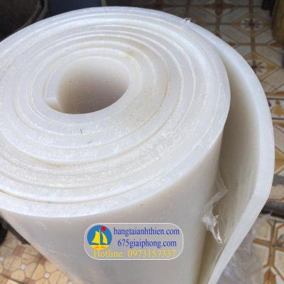 tấm gioăng silicon trắng trong chịu nhiệt (4)