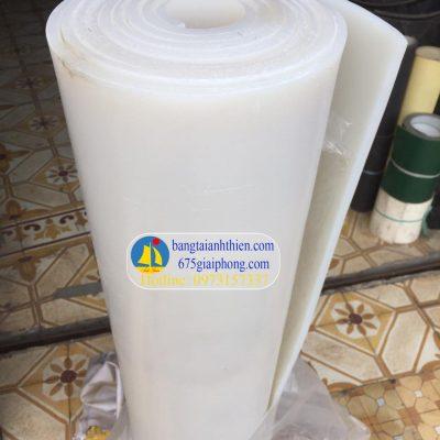 tấm gioăng silicon trắng trong chịu nhiệt (5)