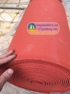 gioăng silicon đỏ xốp 5mm (1)