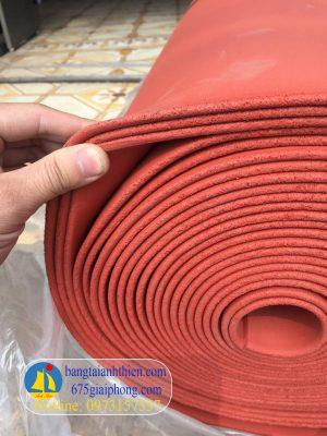 gioăng silicon đỏ xốp 5mm (3)