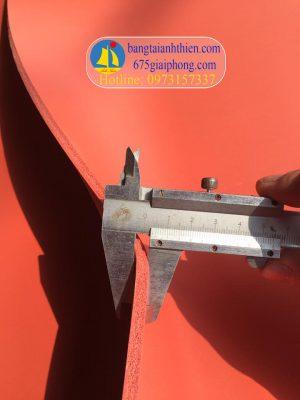 gioăng silicon xốp màu đỏ chịu nhiệt (11)