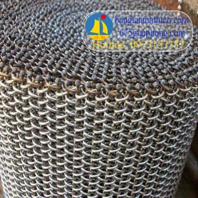 Lưới inox băng tải sợi 1.2 mm, 2mm…, băng tải lưới inox tại Ánh Thiên