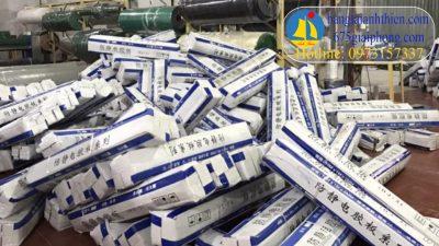 Cao su xanh dày 2mm chống tĩnh điện dùng trong các ngành công nghiệp điện tử