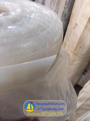 Tấm silicon mau trắng dày 2mm dạng cuộn 50 kg hàng trắng đẹp