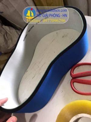 dây băng dán lới cao su bọt xốp
