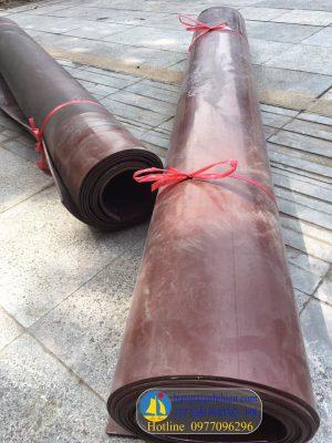 silicone đỏ dày 4mm,5mm có lớp bố chịu nhiệt chịu lực cao 707 giải phóng